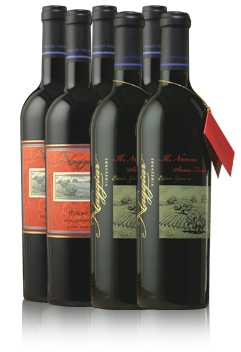 Six Bottles of Naggiar Vineyards Wine