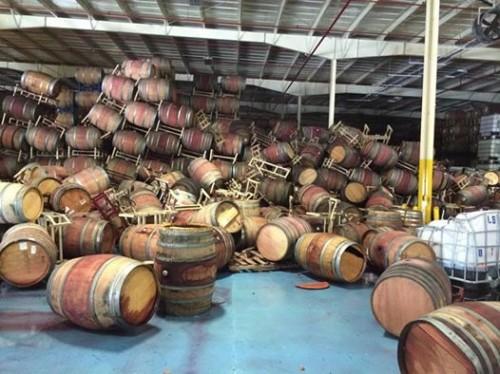 Napa Barrel Care