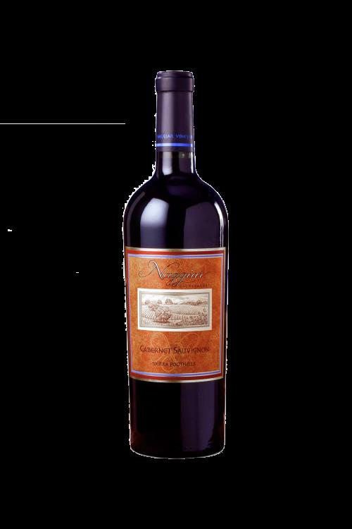 Naggiar Cabernet Sauvignon Wine Bottle