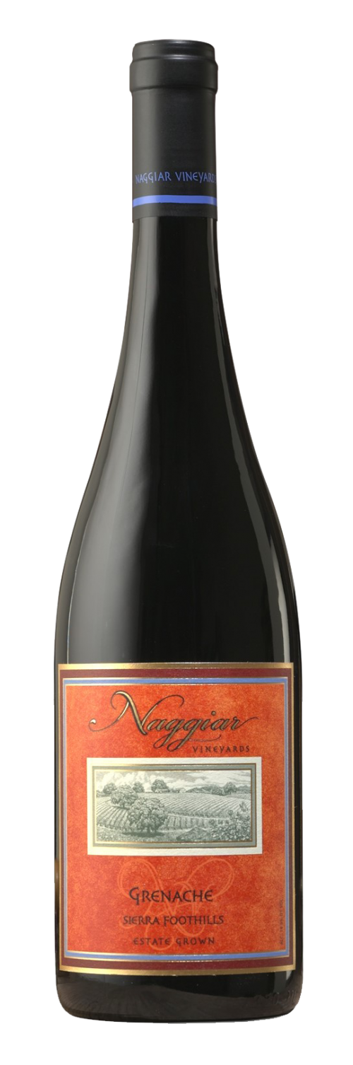 Naggiar Grenache Wine Bottle
