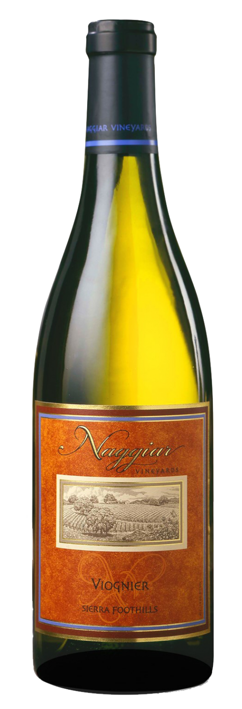 Naggiar Viognier Wine Bottle