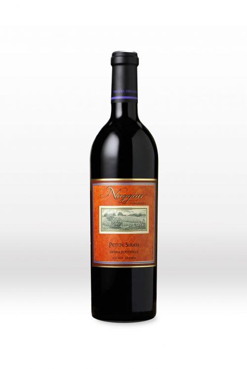 Naggiar Petite Sirah Wine Bottle