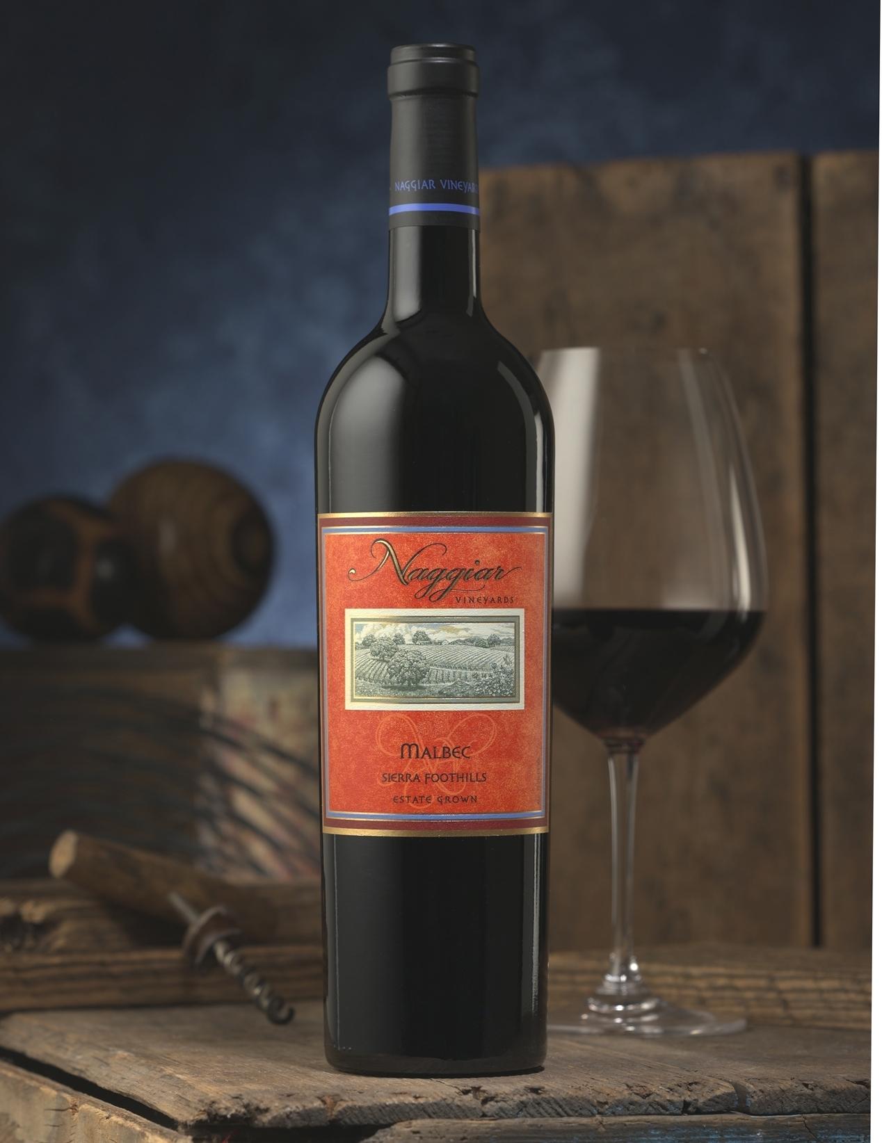 2016 Malbec Naggiar Vineyards
