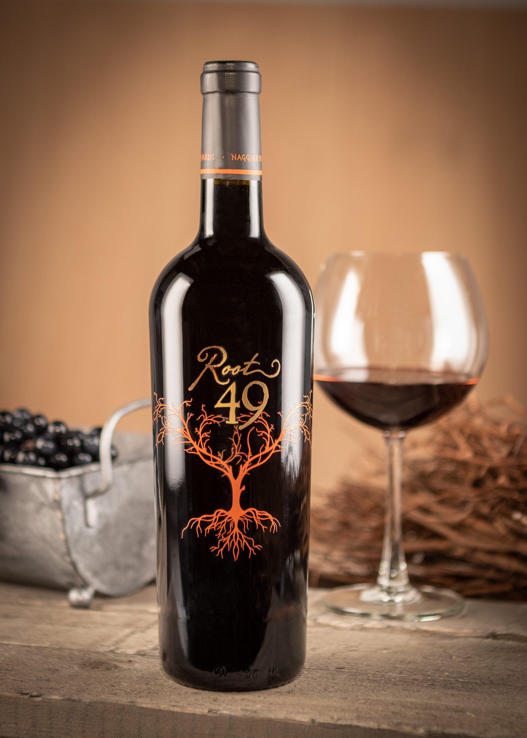 Root 49 Original Wine