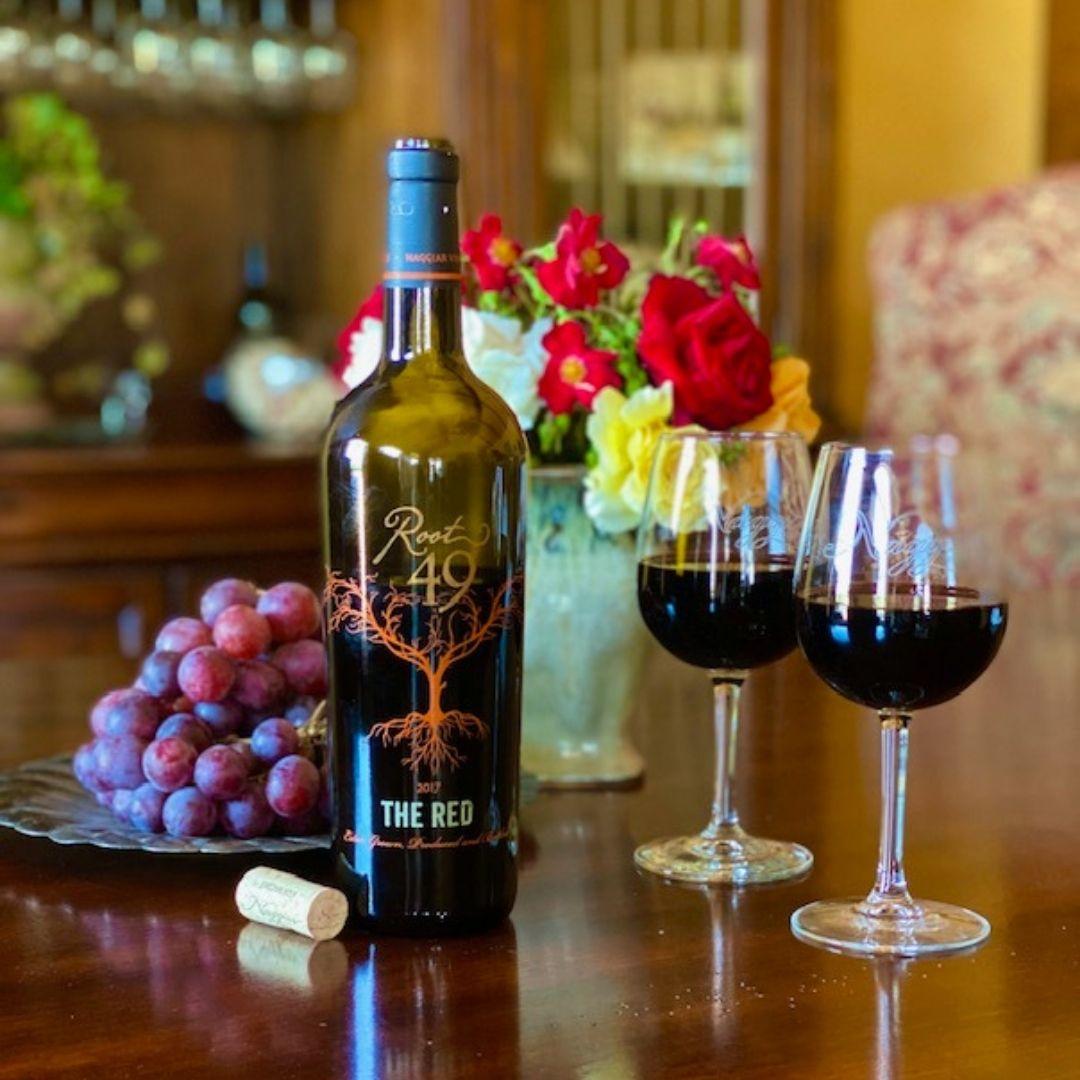 Grass Valley Wine Tasting