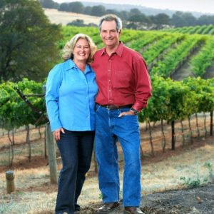 Mike and Diane Naggiar Winey