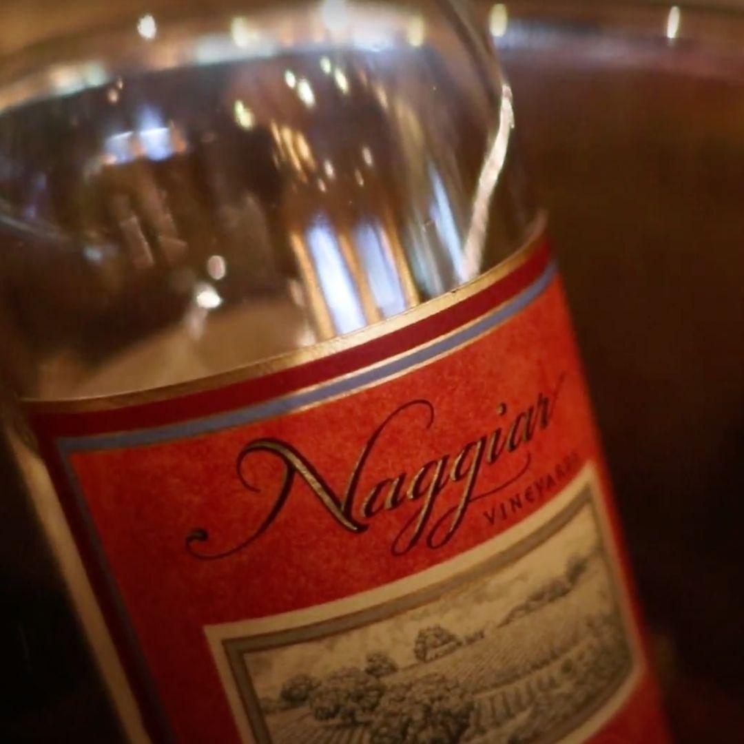 Naggiar Vineyards Sierra Foothills Winery