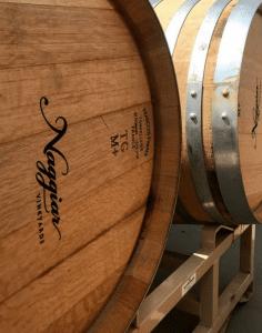 barrel aged wine Calirofnia